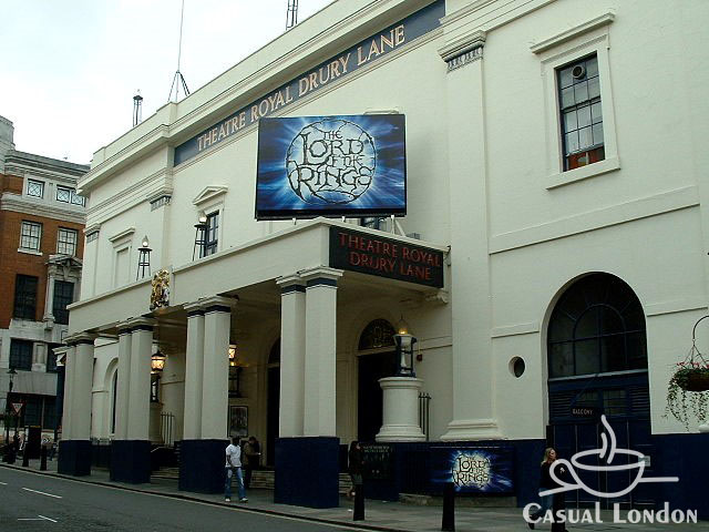 Theatre Royal, Drury Lane